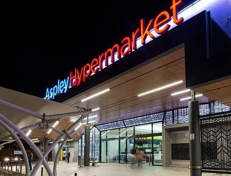 Aspley Hypermarket Square